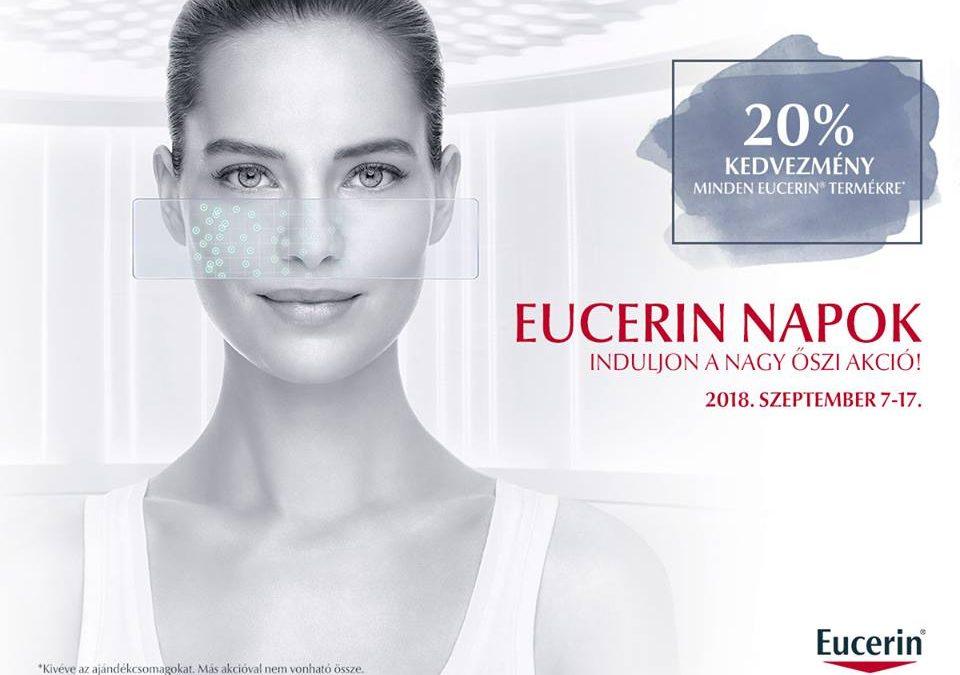 Eucerin napok -20%