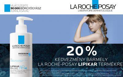 LRP Lipikar termékek 20% kedvezménnyel