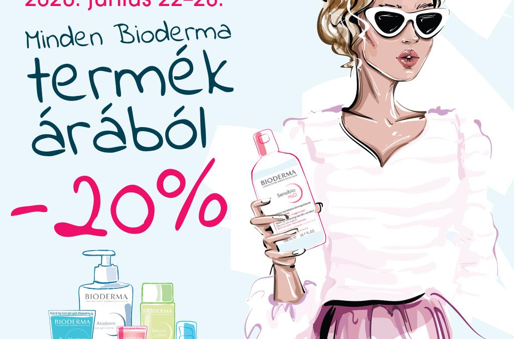 Bioderma -20%