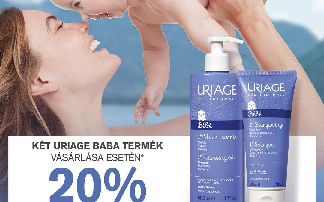 Uriage Baba termékek