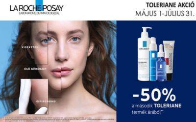 La Roche Possay Toleriane Akció
